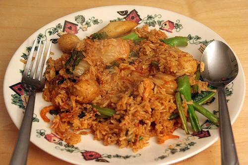 rice kimgi
