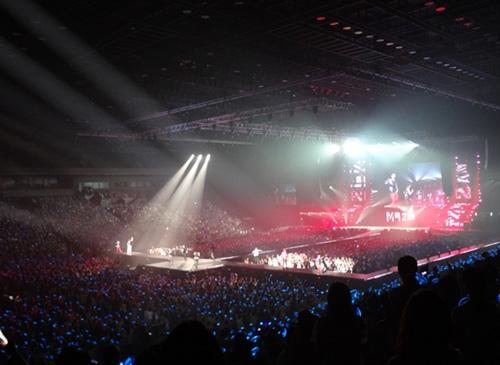JYP Nation in Japan 2011