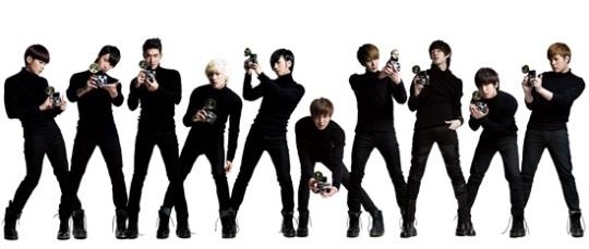 MV a-cha - Super Junior