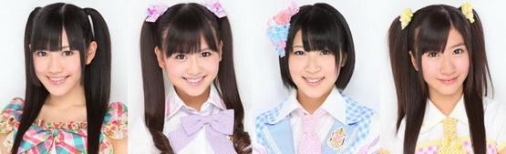 AKB48 family