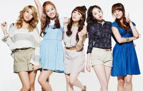 The Wonder Girls at the Apollo