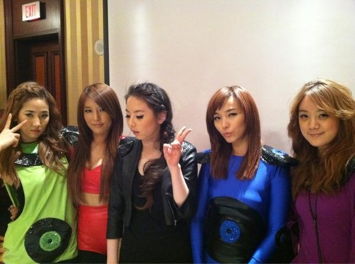 The Wonder Girls Movie