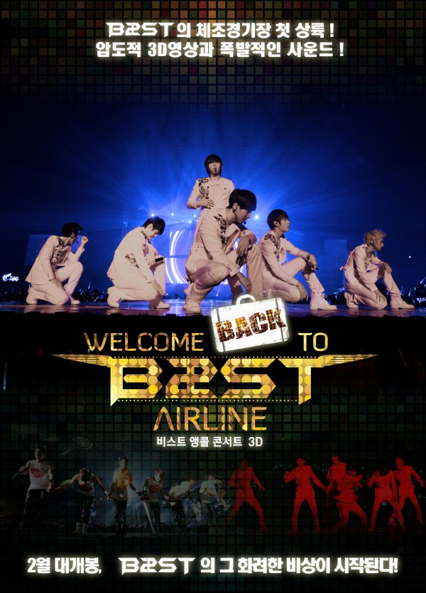 Welcome Back to B2ST Airline