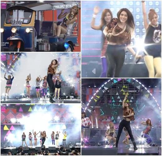 2012 Korean Music Wave Concert in Bangkok