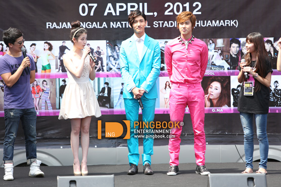 2012 Korean Music Wave in Bangkok