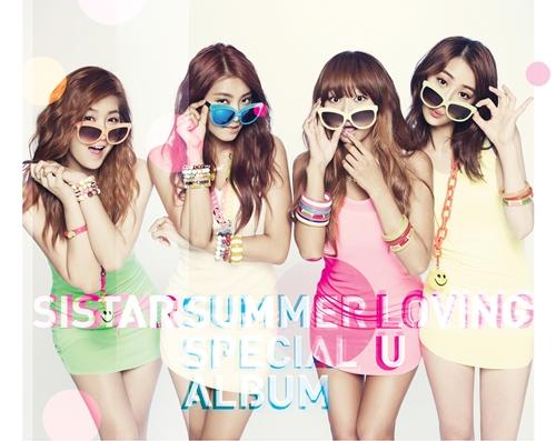 MV Loving U SISTAR
