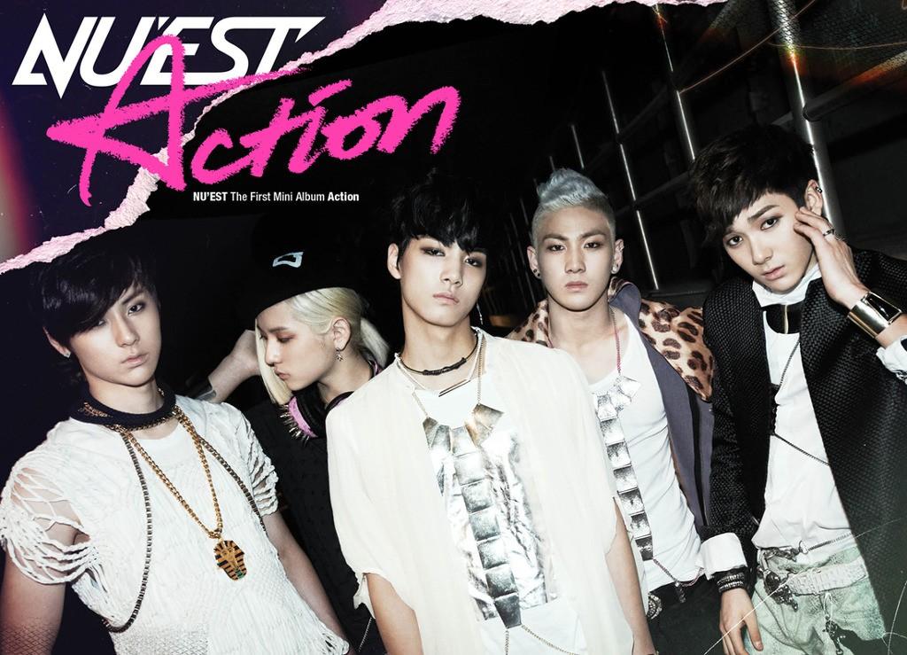 MV Action NU'EST