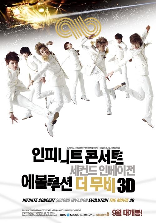 2012 Infinite Concert 3D
