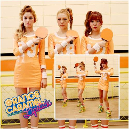 MV LIPSTICK Orange Caramel